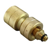 COMPANION TO POL/BBQ FITTING ADAPTER