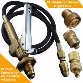 LPG Filler Gun & Hose Plus  Adapters
