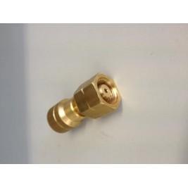 CGA (CGA555)to POL F (CGA510) adapter